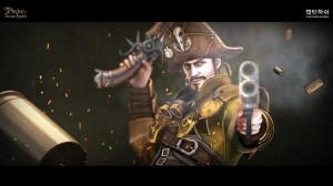 Netmarble Pirates Character movie