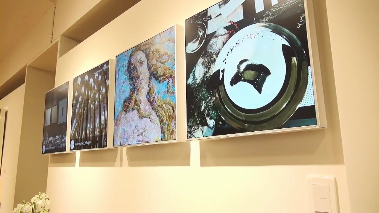 Eugene Gallery Exhibition 2016.03.12